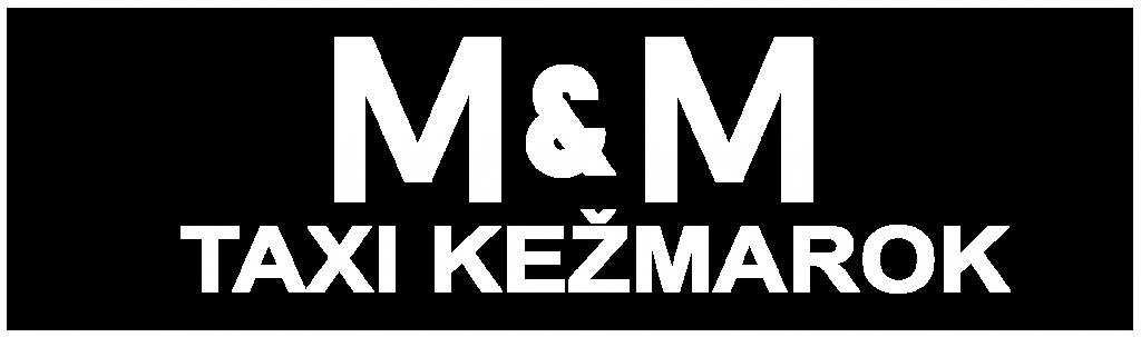 Taxi kežmarok - M&M Taxi